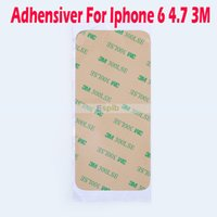 Wholesale Digitizer And LCD Screen M Adhesive Double Side Sticker Repair Parts For Apple iPhone inch