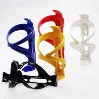 Wholesale Plastic Bike Water Bottle Holder Carbon Cage Accessories Strong Toughness Durable Portabidones Porta Bidones Bicicleta Bicycle
