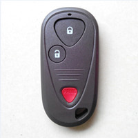 acura shell - High quality car replacement key case for Acura button remote key shell blank key FOB