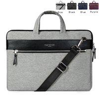 china wholesale handbags - 2016 Cartinoe Ladies Protective handbag Bag Laptop Portable Shoulder Bag Nylon Lycra for ipad pro Macbook Air Pro inch