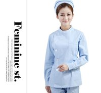 medical scrubs - Medical Uniform Long sleeve Nurse Clothing Women s Nursing Scrub Sets colors