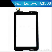 Wholesale For Lenovo A7 A3500 Tablet PC Touch Screen Panel Digitizer Glass Lens Sensor Repair Parts Replacement