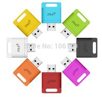 Wholesale Wifi card reader wirless WLAN New arrival mobile phone extend disk for iphone6 for sumsang note zsun wifi card reader
