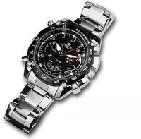 Wholesale 2016 New Waterproof GB Watch and Spy Watch Camera DVR Mini DV x960 FPS