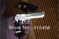 best handguns - Fantasy Cross Fire HandGun Pistol Model Golden Desert Eagle Pendant The Best Gift In The World Excellent Craft Coolest Ornament M51071