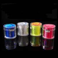 fishing floats - Cheap Sale Japan m Daiwa Fishing Line Super Strong Nylon Braided Fishing Tackle Material