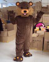 baby honey bear - Factory Outlets new professional honey Baby Bear Halloween Fancy Dress Cartoon Adult Animal Mascot Costume