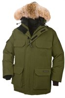canada - 2015 Canada Gos Mens Expedition down parka winter snow coats cheap men down jackets