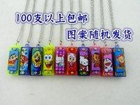 Wholesale The world s smallest four hole harmonica harmonica Siyin mini small Necklace