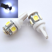 Wholesale T10 SMD W5W LED SMD Light Wedge high quality Bulb Lamp For Car V New