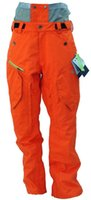 Wholesale Top Quality men Winter Outdoor Waterproof Windproof Ski Suit Skiing Snowboarding Suit pants Multicolor Limited