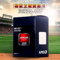 Wholesale AMD Athlon II X4 K quad core Athlon CPU FM2 comparable K Packed with A88