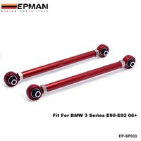 Wholesale Epman High performance Adjustable Rear Camber Kit For BMW Series E90 E92 EP SP033 Have In Stock