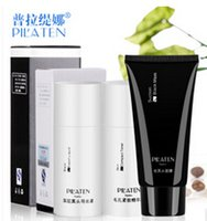 Pore Cleaner ance cream - New PILATEN blackhead remover ance Set black head export liquid black mask compact toner acne treatment black mud face mask DHL PI HT3
