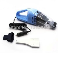Wholesale New W Super Suction automotive V High Power Wet and Dry Portable Handheld Car Vacuum Cleaner blue and orange