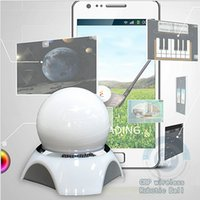 Wholesale Wireless remote control smart ball with gaming system App Control Robotic Ball for smartphone suport Ios android