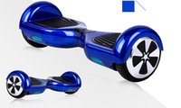 Wholesale Self Balancing Electric Scooter Smart Balance Two Wheels Bicycle with Samsung Battery mah Mini Smart Scooter Colors