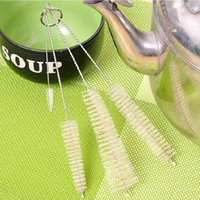 Wholesale New Hot Sale Straw Cleaning Brushes Round Pipe Cleaning Wire Brush