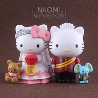 Wholesale Car accessories Jushi car outlet perfume lovers HELLOKITTY clip car aromatherapy car perfume