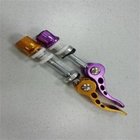 Wholesale 2014 durable Alloy Quick Release Seat Post Binder Bolt Clamp Bicycle Bike Repair Tools