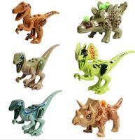 big parking lot - DDA3656 New Jurassic Park SL8916 Dinosaur Jurassic World Minifigure Building Blocks Toy Set Model Kit