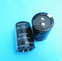 Wholesale V uf Electrolytic Capacitor Radial x50mm
