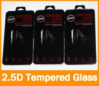 Wholesale 2015 Clear Tempered Glass Screen Protector Film For Iwatch Samsung S6 Edge HTC M9 Iphone Iphone Plus mmTreated Glass with Retail box