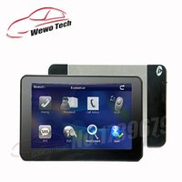 auto europe gps - 5 quot Car GPS Navigator Bluetooth AV IN MHZ M Wince6 Freeshipping Maps for Russia Europe USA Auto Gps Navigation