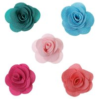 Wholesale New Pratical Mixed Flower Appliques Embroidery Patches For Craft Clothing Sewing Supplies