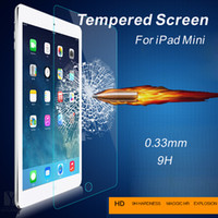 Wholesale Tempered Glass Screen Protector for Inch iPad Mini H mm with Retail Box Explosion proof Waterproof Film Guard Shield