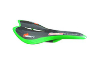 bicycle accessaries - Best selling Carbon Saddle Bicycle Bike Saddle Bike Accessaries Green Adjustable Bike Saddle Adult Bicycle Seats for Road and Mtb Bike
