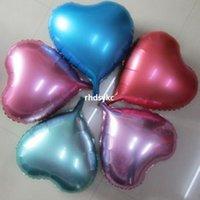 balloon arrangements - 50pcs alumnum balloons Festival party supplies Cunxin shaped pearl pink aluminum balloons birthday party wedding arrangements CunX