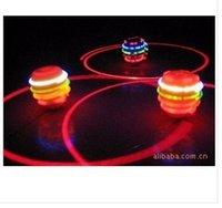 Precio de La grabación de música de la pc-Mayor-Libre del envío, al por mayor 10 PCS giroscopio láser reloj Flash Music giroscopio juguetes récord de los niños