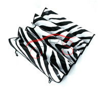 acura sunshade - eplacement Parts Styling Mouldings Sunshade Cover Fold down design leopard grain or Zebra Stripe Thickened Car Auto Front Sunshade Cove