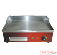 Wholesale Commercial electric griddle flat griddle baking plate for frying steak and Iron Plated Squid