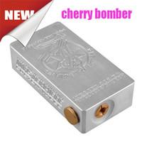 Cheap 18650 istick 50w mod Best 510 Metal cherry bomber