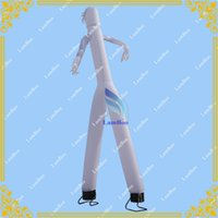 Wholesale White m Inflatable Sky Dancer for Events CE or UL certifacted Blower Included