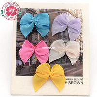 Wholesale 2000pcs Fashion Design Handmade Mini Satin Ribbon Bow For Decoration