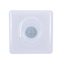 Wholesale Infrared PIR Motion LED Light Sensor Switch wall mounted Automatic Module Light Save Energy Human Body Induction for Home Office