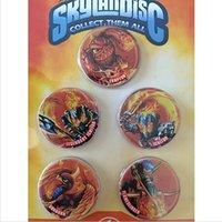 skylanders - Spyro s Adventure Pack Skylanders Action Figure Dolls Toy Stump Smash set