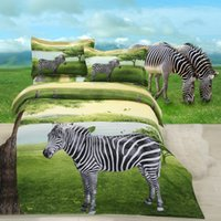 amazing horse cover - home textile amazing d horse bed linen queen size duvet doona cover flat sheet pillow cases bedding set