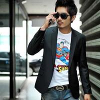 business suits - Promotion Mens casual Suits Blazers Coat fashion Business Blazer slim fit Jacket Button suit men Formal suit jacket b9