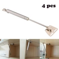 Wholesale 4pcs Kitchen Cabinet Door Lift Pneumatic Support Hydraulic Gas Spring Stay Hold Furniture Hingers