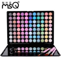 Wholesale charm wire Kou color eye shadow makeup bare earth color eye shadow authentic pearl matte package SF