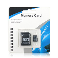 al por mayor 8gb micro sd cards-100% real tarjetas de memoria de alta calidad tarjetas Clase 10 TF SD micro 8 GB 16 GB 32 GB y el adaptador