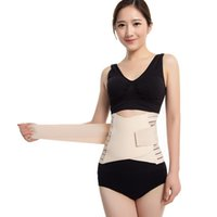 Wholesale Breathable Elastic Belly Wrap Postpartum Recovery Belly Waist Cincher Tummy Belt Body Shapewear For Women