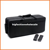 Wholesale 600D Water resistant Gig Bag Box Case Backpack Oxford Cloth Material for Trumpet with Adjustable Dual Shoulder Strap