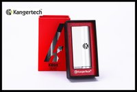 Wholesale Original kanger kbox W mod kangertech kbox box mod Variable Wattage mod K Box K Box w for Subtank Mini Nano Atomizer
