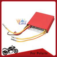Wholesale Red Motorcycle Regulator Rectifiers Voltage v for Polaris Ranger x4 Ranger x4 Sportsman Ranger x6 order lt no t