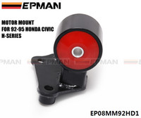 auto motor mounts - For Honda Civic Del Sol EG Auto to Manual Conversion Motor Mount Transmission Fits For More than one vehicle EPMAN EP08MM92HD1